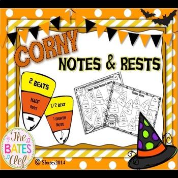 Corny Notes & Rests