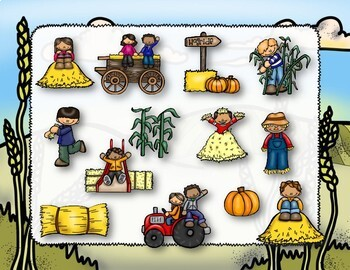 Corny Rhythms! Interactive Fall Rhythm Practice Game - Ta-a