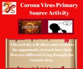 Corona Virus Primary Source Activity