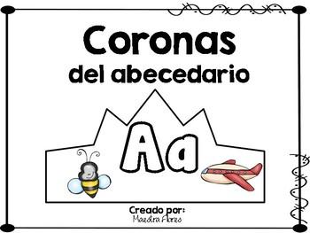 Corona del abecedario