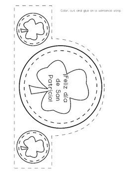 Corona, reloj y una medalla para El Dia de San Paticio