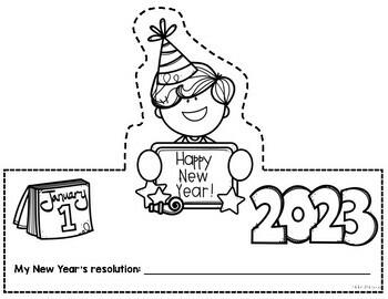 Coronas- Año Nuevo {FREEBIE}
