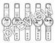 Coronas y Relojes de los Sonidos Iniciales