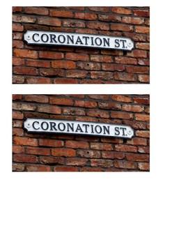 Coronation Street Handout