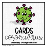 Coronavirus (COVID19) Pocket Chart Picture Cards