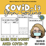 Coronavirus (Covid-19) Germ Sorting Activity