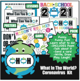 Covid Health Habits 13 Activities Game Posters Lessons Poe