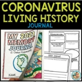 Coronavirus Journal Writing   Distance Learning