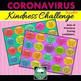 Coronavirus Kindness Challenge 'CoronaKindness' Acts Fun D