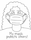 Coronavirus Posters/Coloring Pages