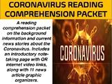 Coronavirus Reading Comprehension Packet