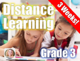 Distance Learning  Packet Grade 3