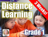 Distance Learning Packet Grade 1