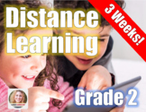 Distance Learning Packet Grade 2
