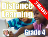 Distance Learning Packet Grade 4