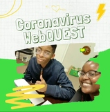 Coronavirus WebQUEST for Secondary Learners and Adults