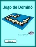 Corpo (Body in Portuguese) Dominoes