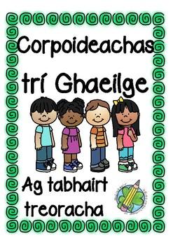 CLIL: Corpoideachas trí Ghaeilge: Ag Tabhairt Treoracha