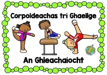 Corpoideachas trí Ghaeilge: An Ghleacaíocht
