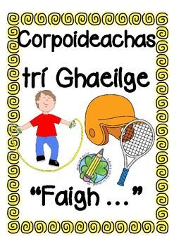 CLIL: Corpoideachas trí Ghaeilge: Faigh