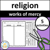 Corporal and Spiritual Works of Mercy Activities