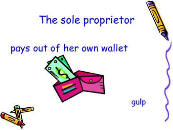 FREE Corporate Law at Cookies Cafe  - Lesson ONE Sole Proprietor