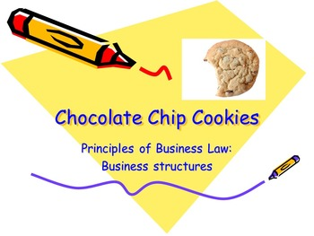 Corporate Law at Cookies Cafe  - Lesson four - Corporations