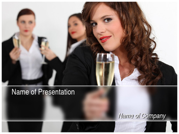 Corporate Party PPT Template