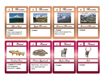 Corps of Discovery: A deck-building game about the Lewis & Clark expedition