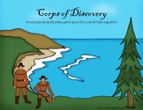 Corps of Discovery: A deck-building game featuring the Lew