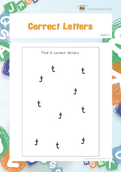 Correct Letters