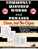 Writing Fun: Correcting Commonly Misused Words and Phrases
