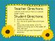 Correcting Sentences- Proofreading Task Cards