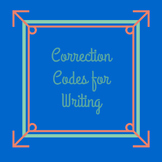 Correct It Quick! - Easy Tool to correct/grade writing fast!