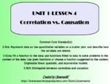 Correlation vs Causation (Math 1)