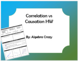 Correlation vs Causation HW