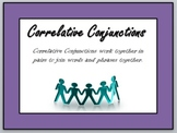 Correlative Conjunctions Definition and Activity