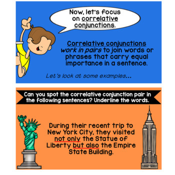 Correlative Conjunctions PowerPoint
