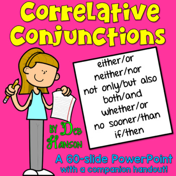 Correlative Conjunctions PowerPoint