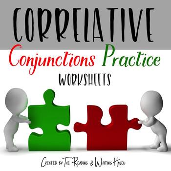 Correlative Conjunctions Practice Worksheets
