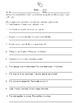 Correlative Conjunctions Worksheet