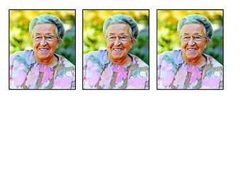 Corrie ten Boom Comic Strip and Storyboard