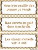 Grammaire - Corrige les erreurs  (Thèmes variés pour l'année scolaire)
