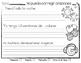 Corrigiendo oraciones para principiantes  - Invierno