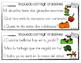 Corrigiendo oraciones para principiantes  -  Otoño
