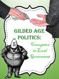 Corruption in Gilded Age Politics