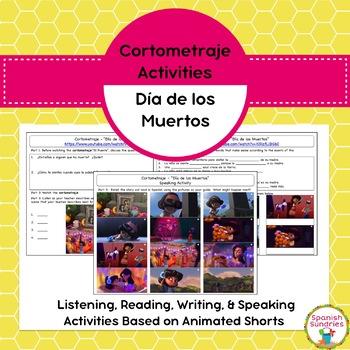 Cortometraje Activities:  Día de los Muertos