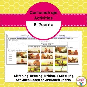 Cortometraje Activities:  El Puente