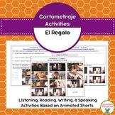 Cortometraje Activities:  El Regalo