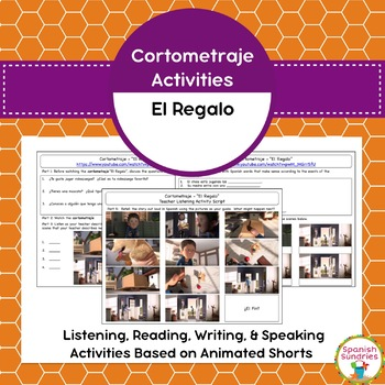 Cortometraje Activities:  El Regalo